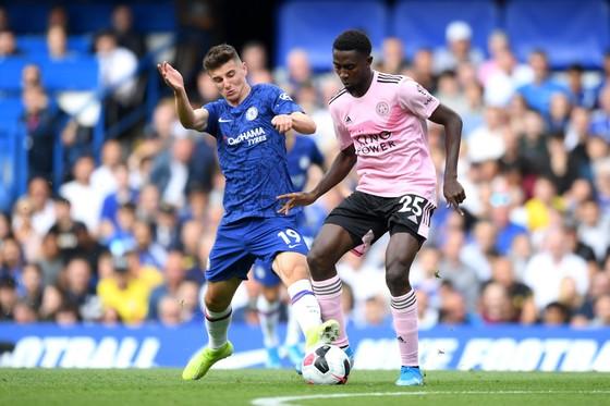 Chelsea - Leicester City 1-1, Mount mở tài khoản, Lampard có điểm đầu tiên ảnh 3