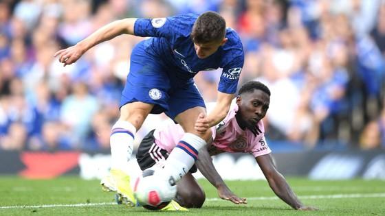 Chelsea - Leicester City 1-1, Mount mở tài khoản, Lampard có điểm đầu tiên ảnh 4