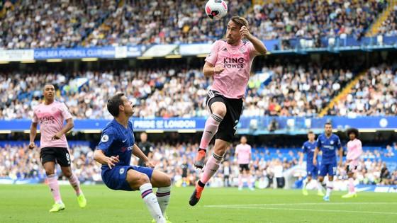 Chelsea - Leicester City 1-1, Mount mở tài khoản, Lampard có điểm đầu tiên ảnh 7