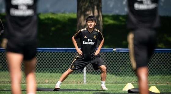 """Real Madrid cho Mallorca mượn """"Messi Nhật"""" ảnh 1"""