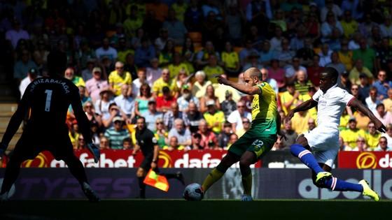 Norwich City - Chelsea 2-3: Abraham ghi cú đúp, Lampard giành chiến thắng đầu tay ảnh 5
