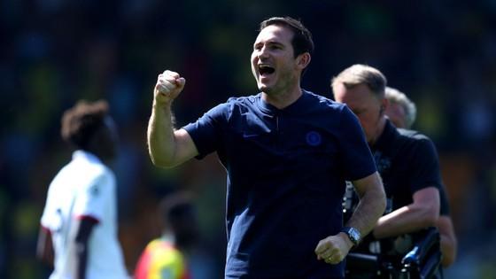 Norwich City - Chelsea 2-3: Abraham ghi cú đúp, Lampard giành chiến thắng đầu tay ảnh 11