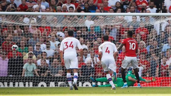 Man United - Crystal Palace 1-2: Sụp đổ phút cuối cùng ảnh 8