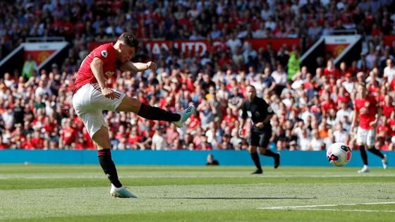 Man United - Crystal Palace 1-2: Sụp đổ phút cuối cùng ảnh 5