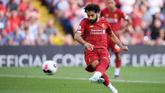 Liverpool - Arsenal 3-1: Salah ghi cú đúp, nhấn chìm Pháo thủ ảnh 10