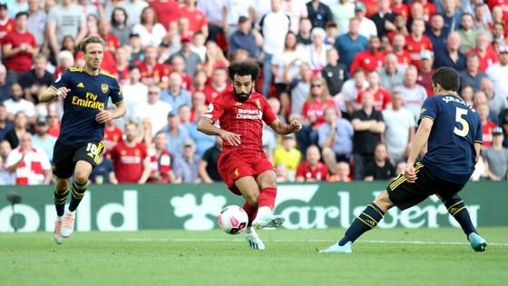 Liverpool - Arsenal 3-1: Salah ghi cú đúp, nhấn chìm Pháo thủ ảnh 11