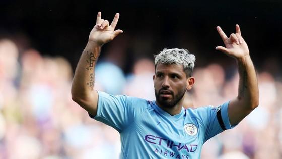 Man City - Brighton 4-0: Aguero ghi cúp đúp   ảnh 7