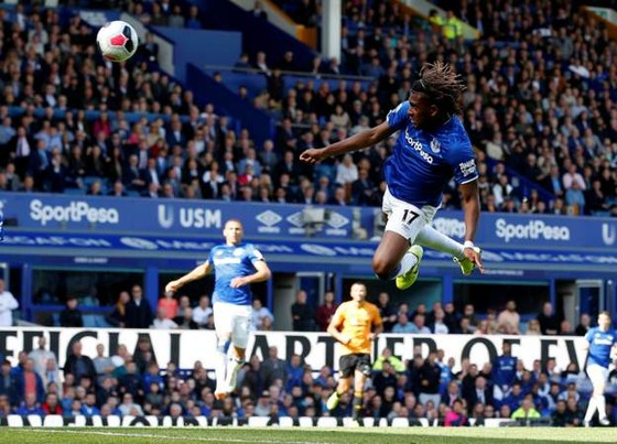 Everton - Wolves 3-2: Richarlison ghi cú đúp, Iwobi góp sức hạ gục Bầy sói ảnh 6