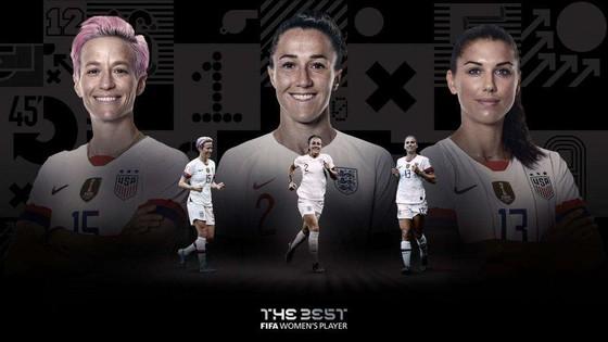 Messi, Ronaldo và Van Dijk tranh giải thưởng The Best 2019 của FIFA ảnh 2