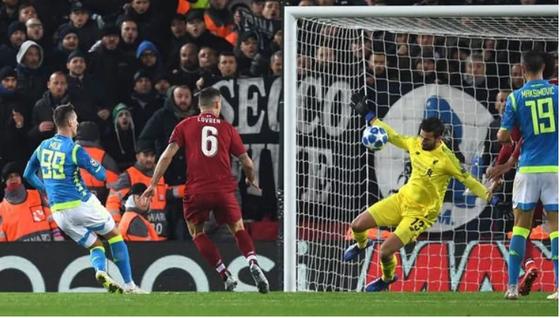 Nhận định Napoli – Liverpool:  Khi chủ nhà sứt mẻ đội hình ảnh 1