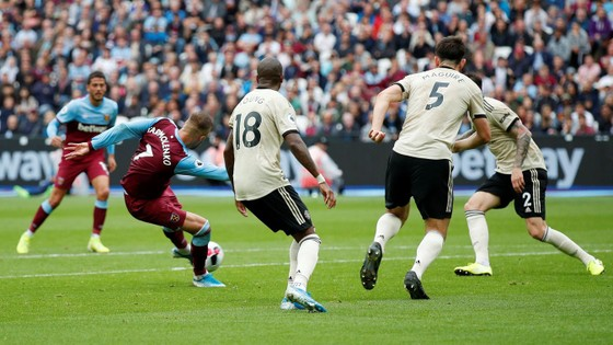 TRỰC TIẾP West Ham - Man United: Quỷ đỏ quyết thắng ảnh 4