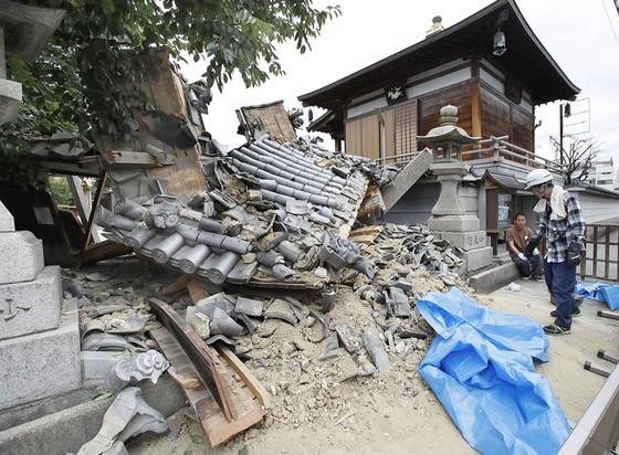 Động đất ở Nhật Bản: Hơn 110.000 khách hàng ở Osaka bị gián đoạn nguồn khí đốt dài hạn ảnh 1