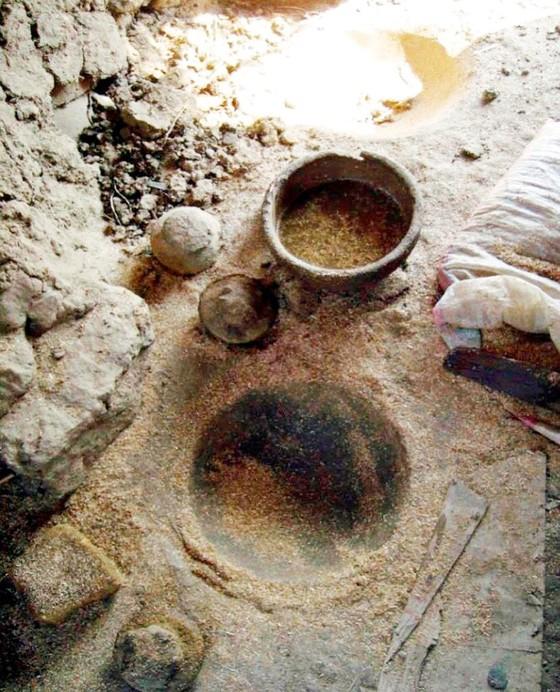 Phát hiện xưởng gốm 4.500 tuổi ở Ai Cập ảnh 1