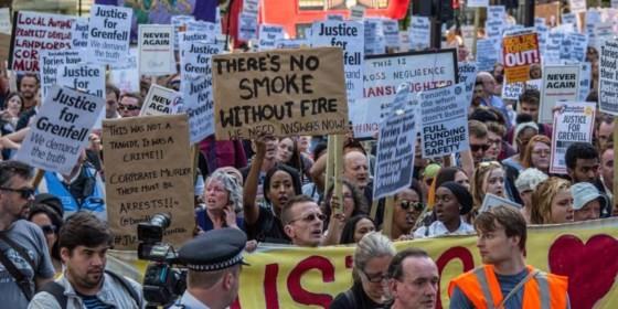 Cháy chung cư tại Anh: Cảnh sát xác định không có dấu hiệu cố tình gây cháy ảnh 6