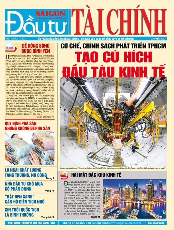 Đón đọc ĐTTC phát hành thứ năm ngày 2-11 ảnh 1