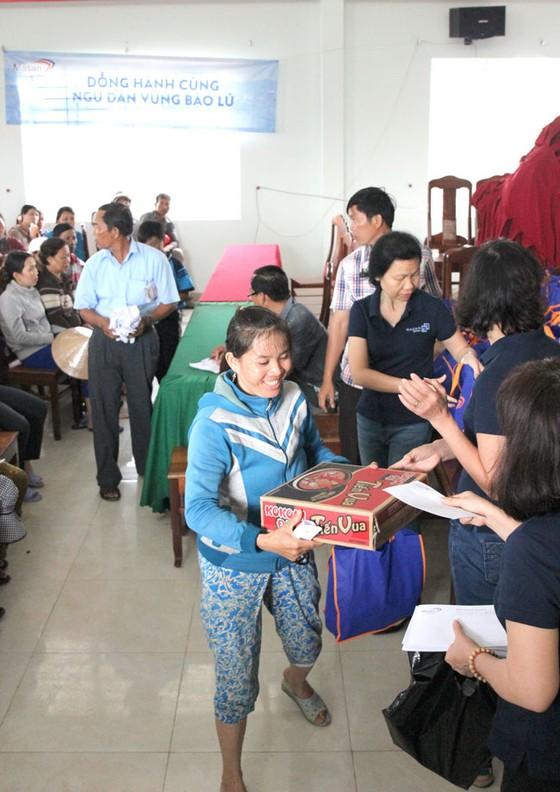 Masan Consumer tặng 200 triệu đồng cho ngư dân Khánh Hoà  ảnh 1