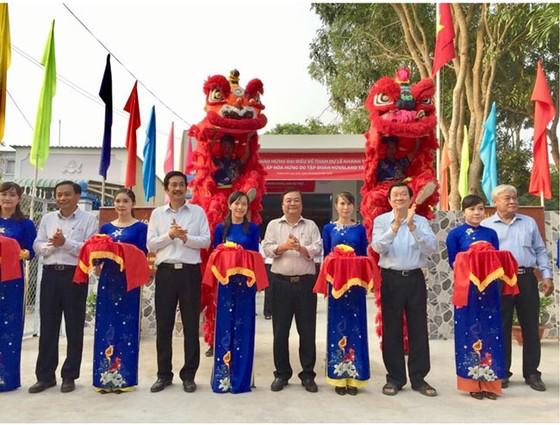 Khánh thành 7 cầu dân sinh mới tại huyện Hồng Ngự, tỉnh Đồng Tháp ảnh 1