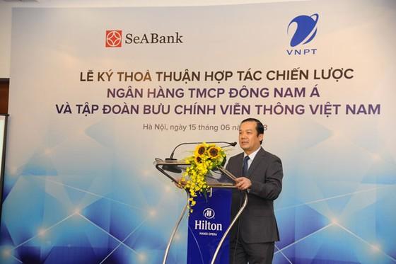 VNPT cung cấp giải pháp ứng dụng công nghệ, viễn thông cho SeABank ảnh 1
