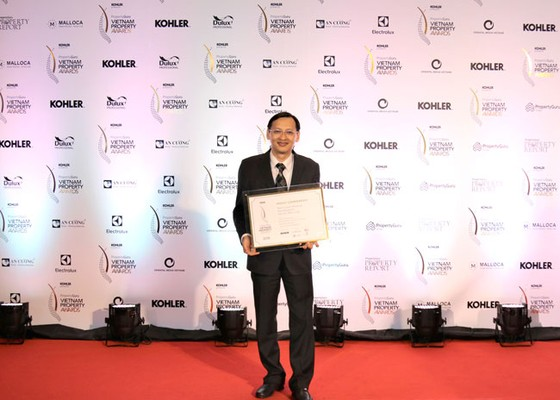TheVenica Khang Điền đạt giải Propertyguru Vietnam Property Awards2018 ảnh 1