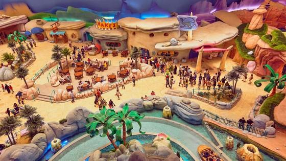 Công viên giải trí tỷ đô trong nhà ở Abu Dhabi ảnh 4
