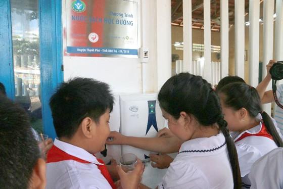 Giải bài toán nước sạch học đường tại huyện Thạnh Phú, Bến Tre  ảnh 2