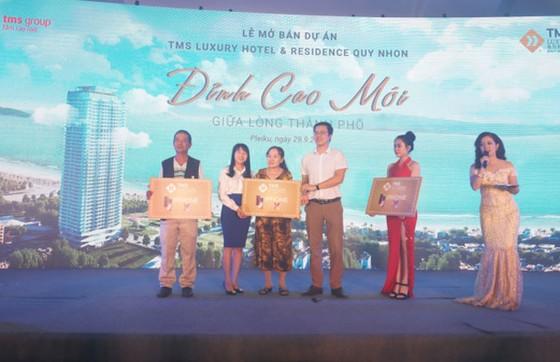 BĐS Gia Lai đón nhận TMS Luxury Hotel & Residence Quy Nhon ảnh 1