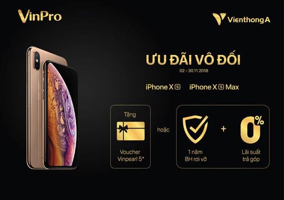 Ưu đãi khi mua iPhone 2018 tại VinPro và Viễn Thông A ảnh 1