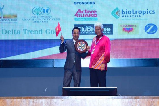 Những khoảnh khắc kỳ tích vô địch WAGC thế giới của đội tuyển golf Việt Nam ảnh 2