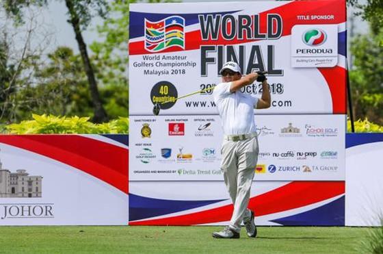 Những khoảnh khắc kỳ tích vô địch WAGC thế giới của đội tuyển golf Việt Nam ảnh 3