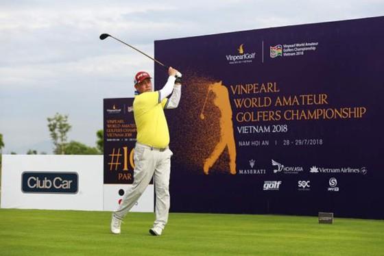 Những khoảnh khắc kỳ tích vô địch WAGC thế giới của đội tuyển golf Việt Nam ảnh 5