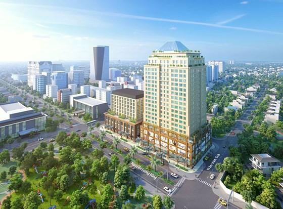 Thị trường Phú Mỹ Hưng dậy sóng với officetel 3 mặt tiền đường ảnh 1