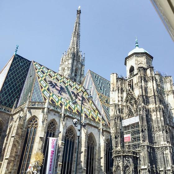 Vienna - viên ngọc sáng ảnh 1