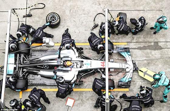 F1: Đỉnh cao tốc độ và tốn kém - Kỳ 1: Môn đua cảm giác mạnh ảnh 1