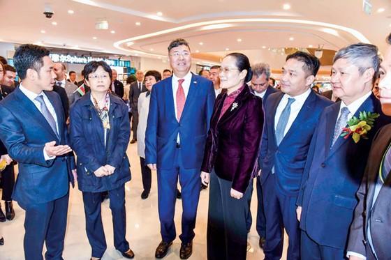 VIETNAM HUB - Thúc đẩy thương mại Việt Nam ra thế giới ảnh 1