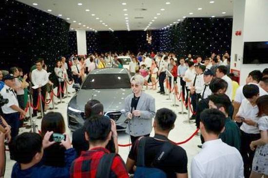 Xe VinFast chuẩn bị trình làng tại Cần Thơ, Nha Trang, Đà Nẵng, Hà Tĩnh ảnh 10