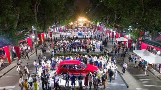 Xe VinFast chuẩn bị trình làng tại Cần Thơ, Nha Trang, Đà Nẵng, Hà Tĩnh ảnh 4