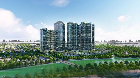 Sunshine City Sài Gòn - dấu ấn Nam tiến ông lớn bất động sản ảnh 2