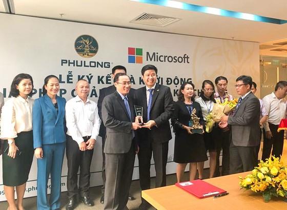 Phú Long triển khai dự án quản lý quan hệ khách hàng Microsoft Dynamics 365 ảnh 1