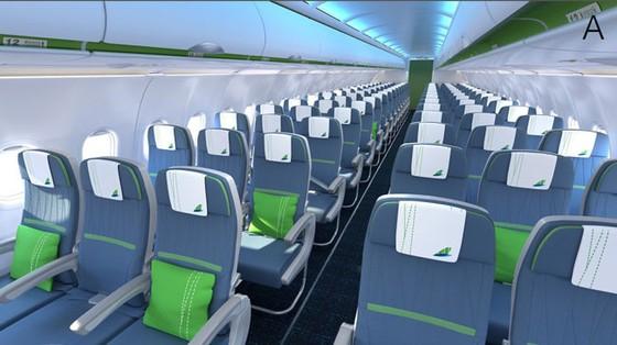 Ngày 10-1-2019, tàu bay mới Bamboo Airways về Việt Nam ảnh 2