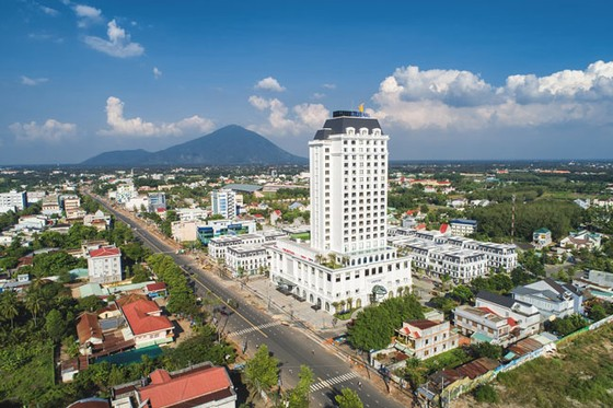 Đẳng cấp 5 sao khách sạn Vinpearl Hotel Tây Ninh ảnh 1