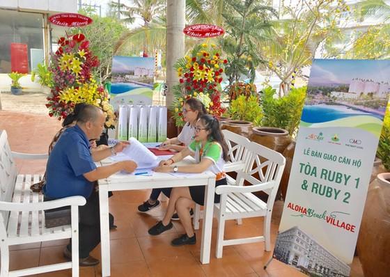 Nhộn nhịp sự kiện bàn giao Aloha Beach Village giai đoạn 1 ảnh 3