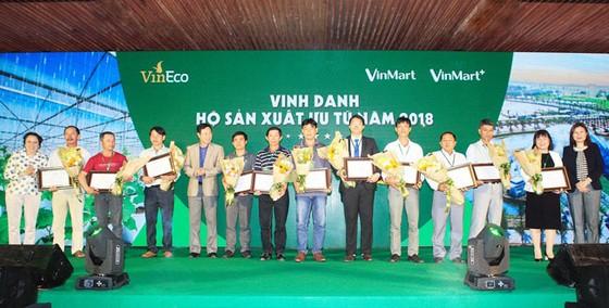 VinEco hợp tác 800 hộ nông dân sản xuất nông sản sạch ảnh 2