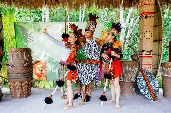 """Vinpearl Safari Phú Quốc: Trải nghiệm """"Tết mới"""", gắn kết thiên nhiên  ảnh 3"""