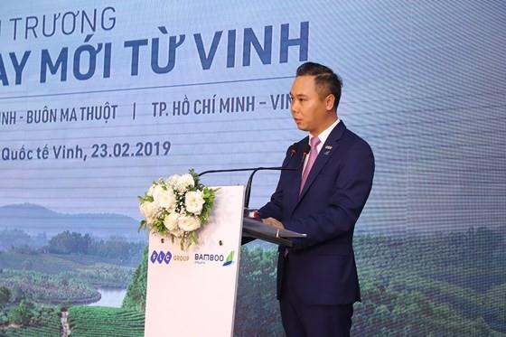 Bamboo Airways khai trương 4 đường bay từ Vinh, giá vé thấp nhất 149.000 đồng ảnh 1