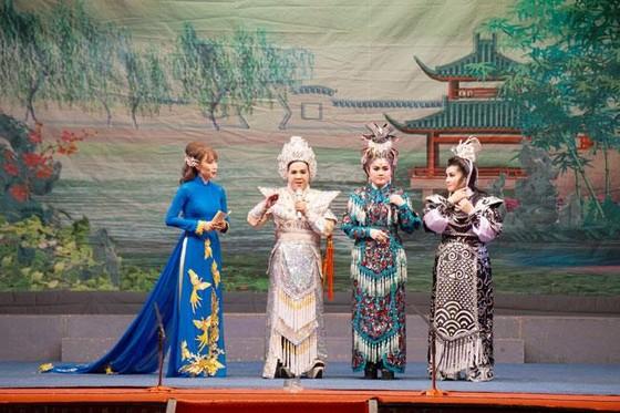 Chương trình giao lưu nghệ thuật Việt - Trung  ảnh 3
