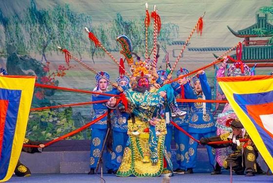 Chương trình giao lưu nghệ thuật Việt - Trung  ảnh 4