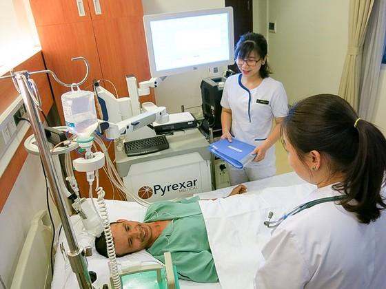 Vinmec triển khai liệu pháp miễn dịch tự thân và nhiệt trị kết hợp điều trị ung thư  ảnh 1