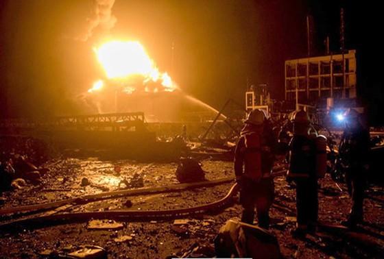 Nổ nhà máy ở Trung Quốc khiến 47 người thiệt mạng  ảnh 1