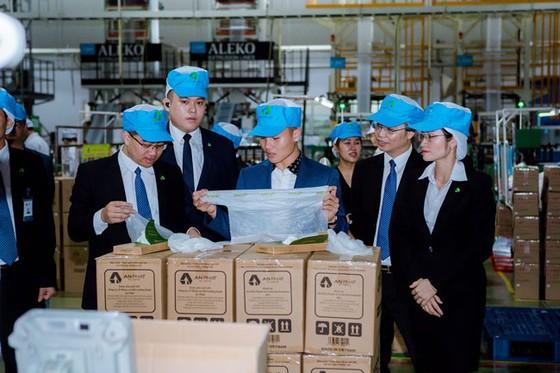 Tuyển thủ Quang Hải chính thức trở thành Đại sứ bảo vệ môi trường của AnEco ảnh 3
