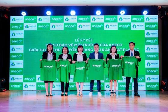 Tuyển thủ Quang Hải chính thức trở thành Đại sứ bảo vệ môi trường của AnEco ảnh 1